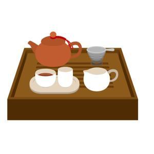お家でリラックスタイム:中国茶を楽しもう!