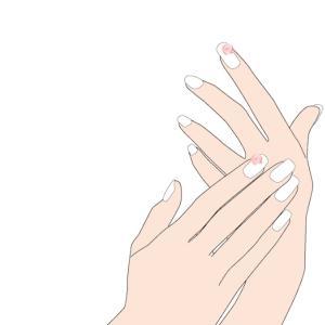 手を見て年齢がわかる⁈ シワのないふっくらした手を目指したい!
