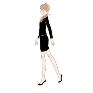 目指せ姿勢美人! :正しい立ち方、歩き方、座り方