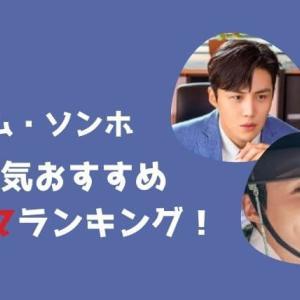【2020年最新】キムソンホ(キムソノ)のおすすめドラマランキングと一覧!