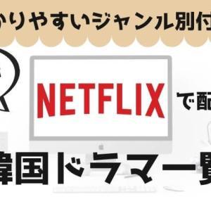 随時更新:NETFLIX韓国ドラマ配信中の全ラインナップ一覧・全作品
