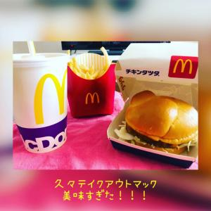 外食はテイクアウトで(*`ω´)b