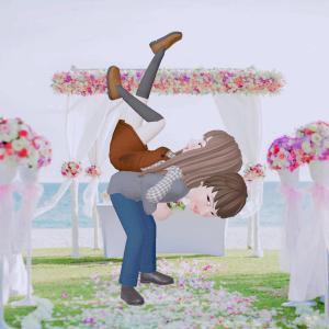 自分で作る結婚式♡