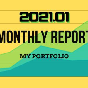【成績報告】2021年01月