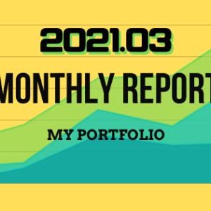 【成績報告】2021年03月
