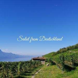 スイスで感動の3密空♥♥♥