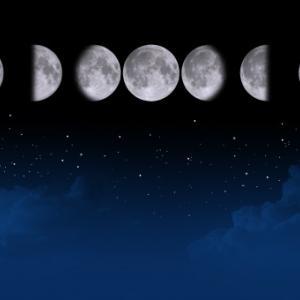 【月蝕】6月21日夏至