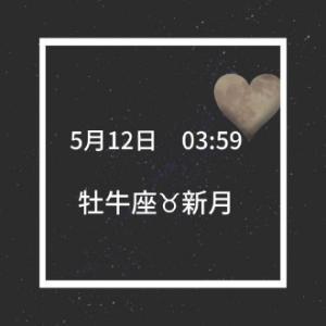 牡牛座♉新月【2021年】