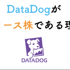 DataDog【DDOG】がグロース株である理由