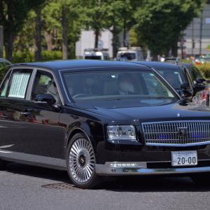 トヨタ「新型センチュリー」に総理大臣専用モデルが登場!防弾仕様に青色ライト?