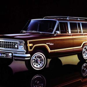 【歓喜】Jeep「グランドワゴニア」30年ぶり復活で来年発売!3レトロ×最新SUV?