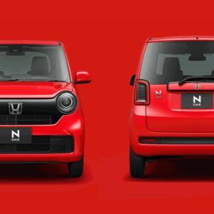 ホンダ「新型N-ONE」先行公開!デザインもグレードも完全公開!ついにMT仕様も!