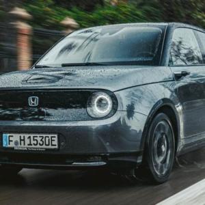 ホンダ「新型 Honda e」受注を再開!初期ロットは11日で完売...第2期は11/5から開始!