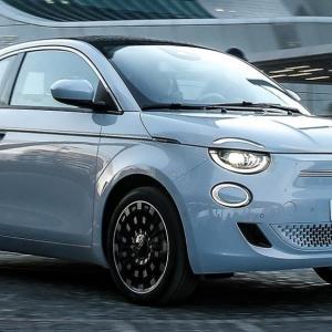 【歓喜】FIAT「新型500」年内のEVモデル日本発売が決定!期待の観音開きモデルも?