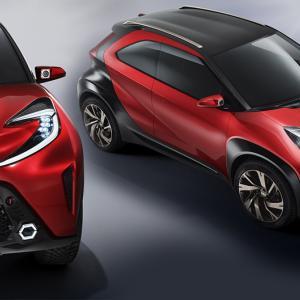 トヨタ「新型 AYGO X」はEV専用モデルで日本発売?スマートやFIAT500のライバルに!