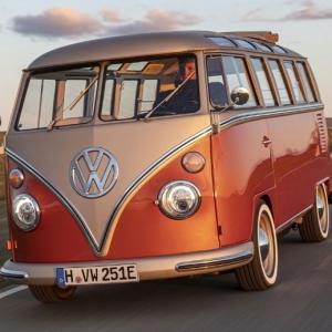 VW「次世代ワーゲンバス」発売決定!EV×自動運転4で「ID.BUZZ」が22年発売!