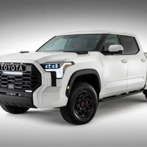 トヨタ「新型タンドラ」発表!GR導入でハイラックスに続く日本導入の可能性?