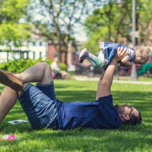 【2児持ちパパの平日スケジュール】 妻→育休、2歳♂→保育園、3ヶ月♂→自宅 編