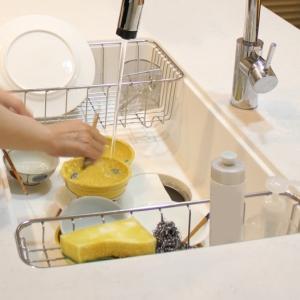 キッチンを快適にする便利なゴミ箱!コスパ良しの壁掛け式折りたたみゴミ箱