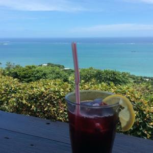 カフェくるくま・沖縄絶景カフェ