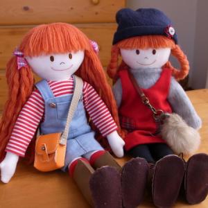 【オトナ女子も大好き?】手作りの着せかえ人形 ニーナちゃんとは
