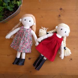 【孫も大喜び】キットでお人形を手作りしませんか?