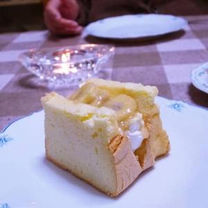 【なかしましほ】さんのシフォンケーキは5才の孫も大好き!