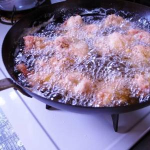 「年金二人暮らし」最近のお昼ごはん「鶏のからあげ」はちょっと微妙な味に?