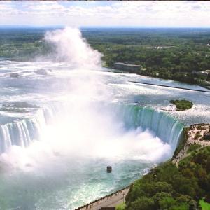 北米・カナダの風景