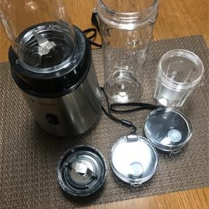 小型ジューサー購入〜コーヒーミル機能付