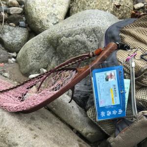 2021.6.23 釣り遠征2日目〜福島県南会津でイワナ