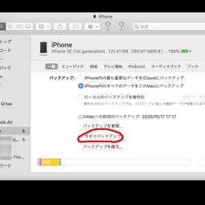 iPhone SE ご臨終