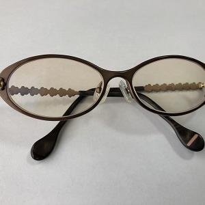 眼鏡を新調しました