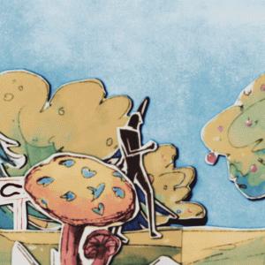 【ヨルシカ/春ひさぎ】歌詞の意味を徹底解釈!アルバム「盗作」の核となる物語?