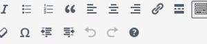 WordPressのアップデートでAddQuicktagが表示されません