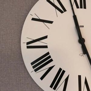 [壁掛時計 イタリアデザイン]カステリオーニのウォールクロック. Firenzeフィレンツェが素敵です。