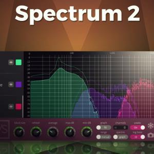トラック同士の衝突周波数を検知できる高性能のスペクトルアナライザ―、Schulz Audio「Spectrum 2」が68%OFF、19ドルに