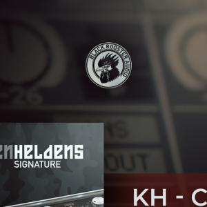 Koen Heldensとの共同開発による、自然なコンプレッションを実現する高品質のコンプレッサー、Black Rooster Audio「KH-COMP1: Original Levelling Amplifier」が71%OFF、39ドル最安に!!!