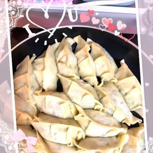 ♡手作り餃子♡