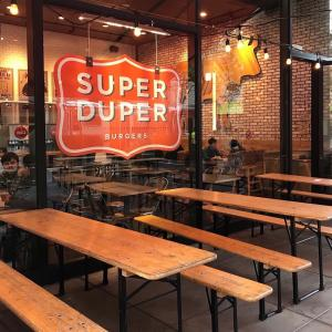 SUPER DUPER BURGERS🍔
