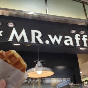 エチカ池袋のMr.waffleでプチプラ小腹チャージ!