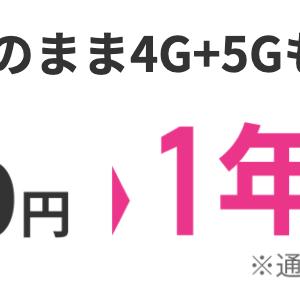 楽天モバイルの1年間無料キャンペーンが4月7日に終了を発表!申し込むなら今のうち〜!