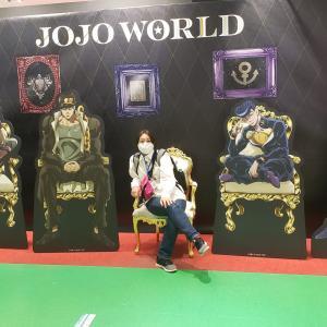 横浜のジョジョワールドに行ってきた【内容・注意点・周辺のお得情報】