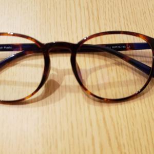 在宅パソコンワークに必須のブルーライトカットメガネが可愛い!!本当に待ってよかったブルーライトカットメガネをご紹介!