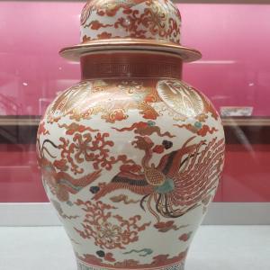 小松空港から車ですぐ!能美市九谷焼美術館にいってきました