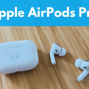 【エアーポッズ プロ レビュー】評価やスペック つけ心地も【AirPods Pro】