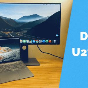 Macにおすすめのモニター・ディスプレイ【Dell U2720Q レビュー】【4K】【Thunderbolt】
