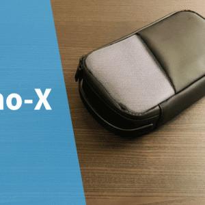 【mono-X レビュー】コンパクトなガジェットポーチ