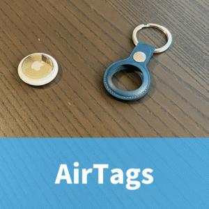【AirTags レビュー】おすすめのApple製タグ 使い方も【AirTag】
