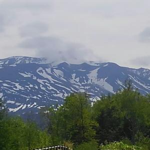 望岳台へ 北海道の広さを味わう